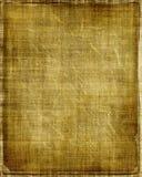 vieux cru de papier Photographie stock libre de droits