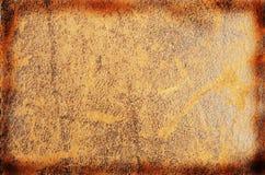 Vieux cuir Photo libre de droits