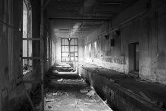 Vieux dépôt Photographie stock libre de droits