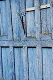 Vieux détail de trappe photo libre de droits