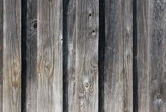 Vieux détail en bois superficiel par les agents de mur photos stock