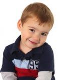 vieux de deux ans de garçon Images libres de droits