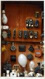 Vieux dispositif électrique Image libre de droits