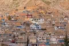 Vieux Distric du Kurdistan d'Akre Aqrah de l'Irak Photos libres de droits