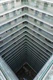 Vieux domaine d'architecture de Hong Kong Residential, Chine Photos libres de droits