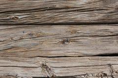 Vieux dormeurs en bois image stock