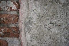 Vieux détail de mur Photographie stock