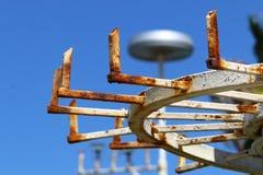 Vieux et rouillé fer Photographie stock libre de droits