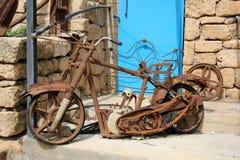 Vieux et rouillé fer Image libre de droits