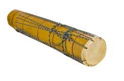 vieux exotique de tambours africains Photo stock
