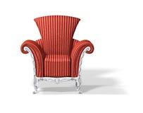Vieux fauteuil Photo stock