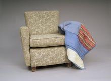 Vieux fauteuil Photo libre de droits