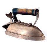 Vieux fer à repasser Image stock