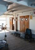 Vieux ferry d'Istanbul Photos stock