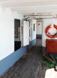 Vieux ferry d'Istanbul Photo libre de droits