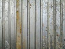 Vieux feuillard avec la rouille et la texture matérielle sale images stock
