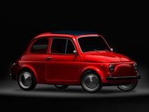 Vieux Fiat 500 6 Illustration de Vecteur