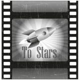 Vieux film Image libre de droits