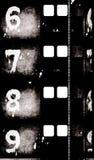 Vieux film de film Photographie stock