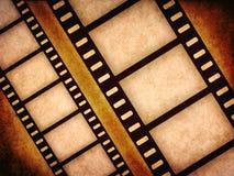 Vieux filmstrips illustration libre de droits