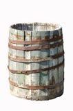 Vieux flanc sec en bois Images libres de droits