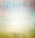 Vieux fond abstrait de couleur Image libre de droits