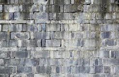 Vieux fond approximatif de brique Photographie stock