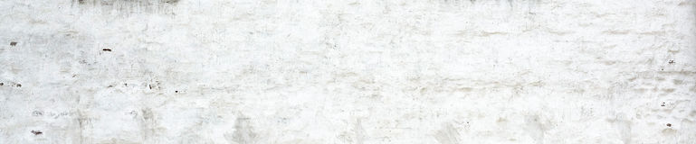 Vieux fond blanc de mur de plâtre Photo libre de droits