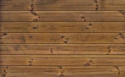 Vieux fond brun de texture de mur de planche en bois photographie stock libre de droits