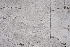 Vieux fond criqué de grunge de mur Photo libre de droits
