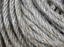 Vieux fond d'abrégé sur texture de coton Image libre de droits