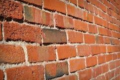 Vieux fond de brique Photo stock