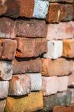 Vieux fond de brique photos stock
