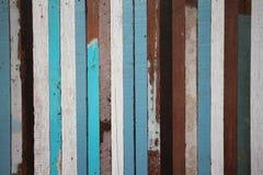 Vieux fond de déchets de bois Photo stock