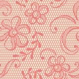 Vieux fond de dentelle, fleurs ornementales Vecteur illustration de vecteur