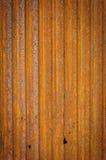 Vieux fond de frontière de sécurité de zinc Photo stock