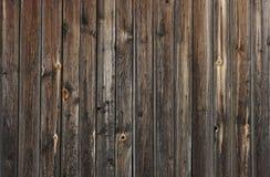 Vieux fond de grunge de panneaux de pin en bois de texture Photos stock