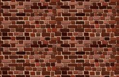 Vieux fond de mur de briques de vecteur illustration libre de droits