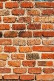 Vieux fond de mur de briques Photo libre de droits
