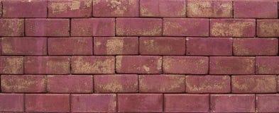 Vieux fond de mur de briques Photos stock