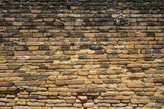 Vieux fond de mur de briques Image stock