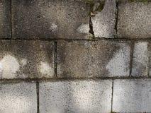 Vieux fond de mur en pierre Photographie stock libre de droits