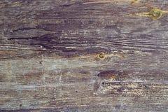 Vieux fond de panneau en bois Photographie stock