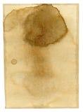 Vieux fond de papier Photos libres de droits