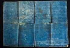 Vieux fond de papier Image libre de droits