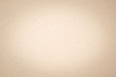Vieux fond de papier beige de texture Images libres de droits