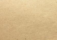 Vieux fond de papier de cru Image stock
