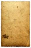 Vieux fond de papier de photo Image libre de droits
