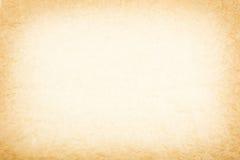 Vieux fond de papier, texture approximative âgée de page Photos libres de droits