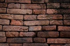 Vieux fond de texture de mur de briques Image libre de droits